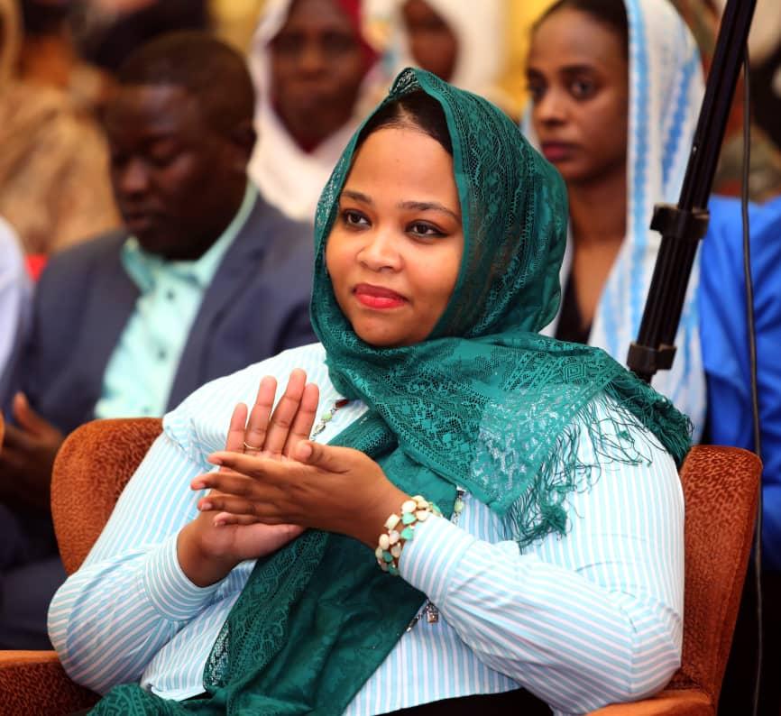 Sudan Sports Minister (Photo credit: wikipedia)